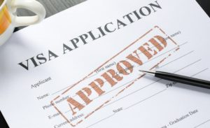 žádost o pracovní vízum